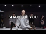 Shape of You - Ed Sheeran Lia Kim Choreography