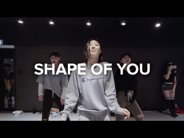 Shape of You - Ed Sheeran Lia Kim Choreography