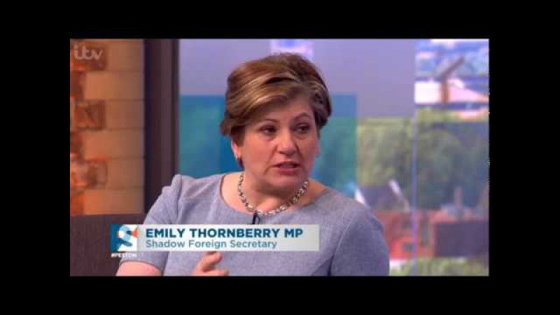 Emily Thornberry confuses further on Labour immigration, NATO, polls | Peston 15Jan17