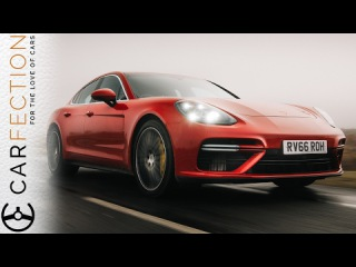 Porsche Panamera Turbo: There's No Such Thing As Too Much Power - Carfection