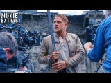Go Behind the Scenes of King Arthur Legend of the Sword (2017)