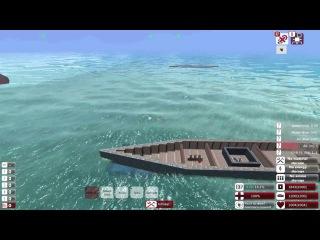 From the depths гайд на наводные корабли
