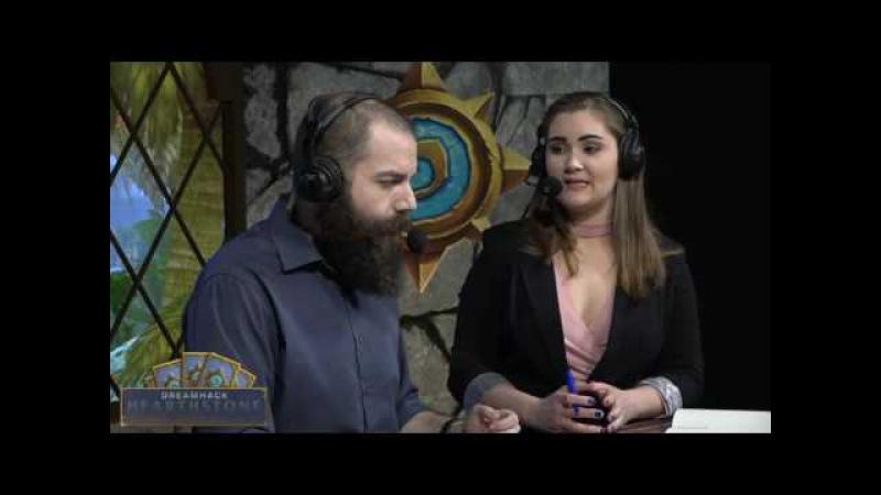 Reynad vs MrLego, DreamHack Austin 2017 Semi Finals