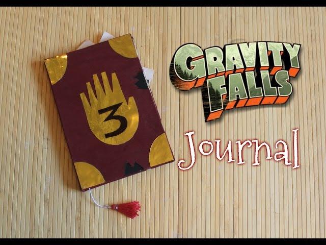 Как сделать дневник из Гравити Фолз (Gravity Falls journal)