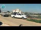 وصول مؤازرات المجاهدين إلى جبهة الملاح صب&#15