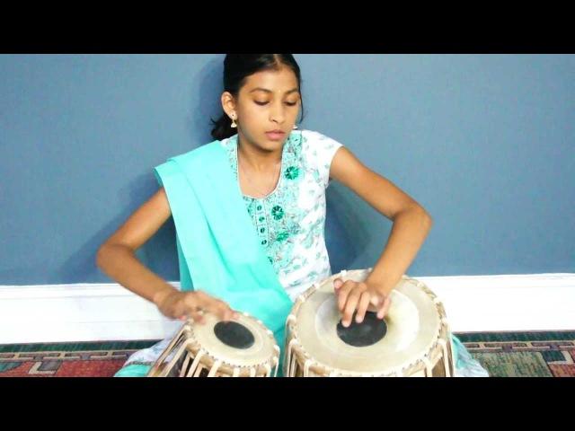 Amazing Tabla Girl Ammu (Priyanka Menon)