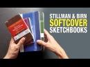 Review: Stillman Birn Softcover Sketchbooks