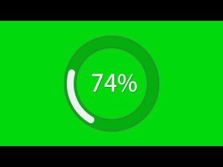 Carregando #5 - Loading #5 [Fundo Verde - Green Screen]