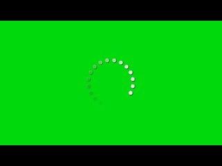Carregando #3 - Loading #3 [Fundo Verde - Green Screen]