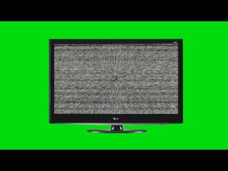 Pack de TVs 2D #1 - 2D TVs Pack #1 [Fundo Verde - Green Screen]