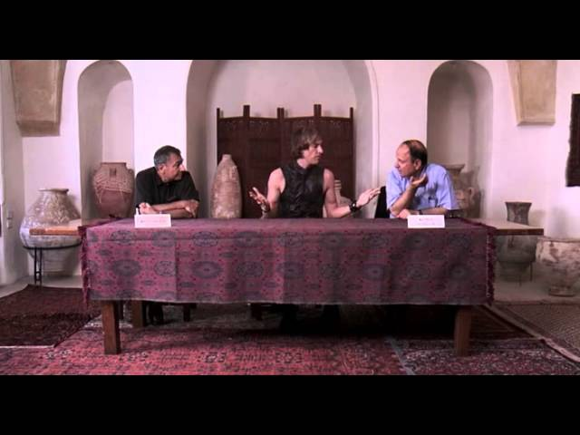 Бруно разрешает палестино-израильский конфликт