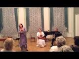 Помню я еще молодушкой была ,исп. Светлана Твердова и дуэт Александр Усков, Мария Беляева