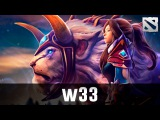 w33 Mirana 30 kills Highlights Dota 2