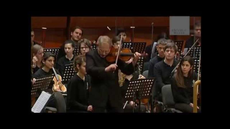 Shlomo Mintz plays Paganini Caprice nr 5