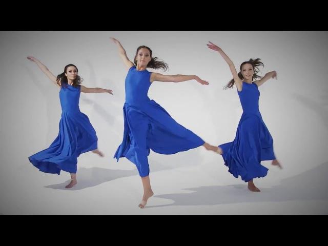 Студия Джаз Модерна Валентины Рулёвой - Танец Воздух