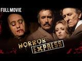 Horror Express Full Movie | Hollywood Movies In Hindi Dubbed Horror Movie | HD