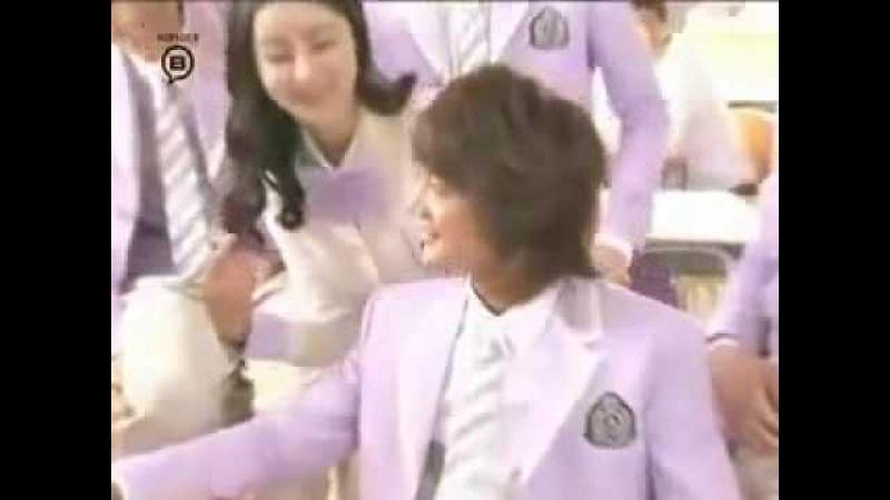 091203 SHINee - Making of Nana's B CF