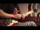 Fred Brum  - Frozen Soul ft Francesco Filigoi - Randall RD5 playthrough