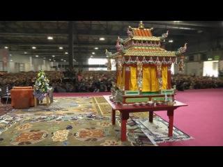 Далай-лама. Публичная лекция «Источник истинного счастья». Милан, 22 октября 2016