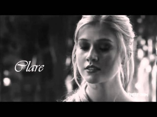 Алек и Клэри. Ты моя ножевая