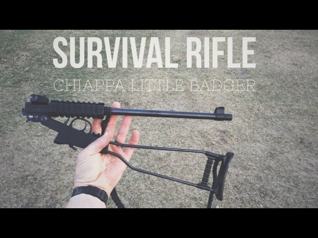 Chiappa Little Badger Survival Gun Review Day 16