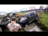 Crazy  Mercedes-Benz Gelandewagen G63 AMG in Ukraine Karpaty