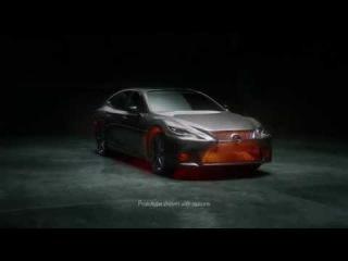 Nowa generacja Lexusa LS.