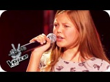 Lena Meyer-Landrut - Wild and Free (Gabriele) The Voice Kids Blind Auditions SAT.1