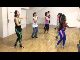 Cours de Samba Davina BARBATUQUES SAMBA LELE Chorégraphie Débutante