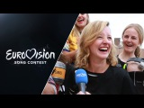 Big surprise for Australian Eurovision fan Alice