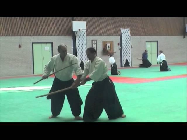 Malcolm Tiki Shewan Lesneven juil 03, Kenjutsu