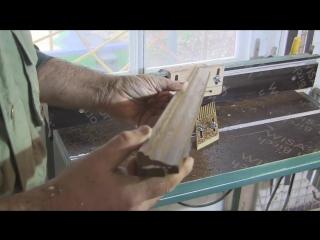 Изготовление рамы для зеркала из дерева. How to make a wooden frame to mirror