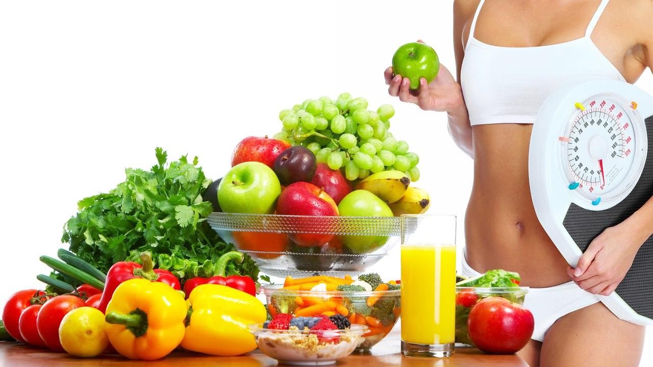 Диета: сбалансированное питание