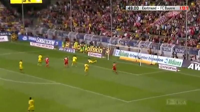 Обзор матча Боруссия - Бавария - 12.09.2009