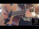 Как играть Limp Bizkit - Behind Blue Eyes _ Разбор COrus Guitar Guide #6