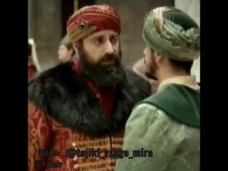 Великие слова Султана Сулеймана