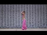 Superb Hot Arabic Belly Dance Anna Lonkina 7189