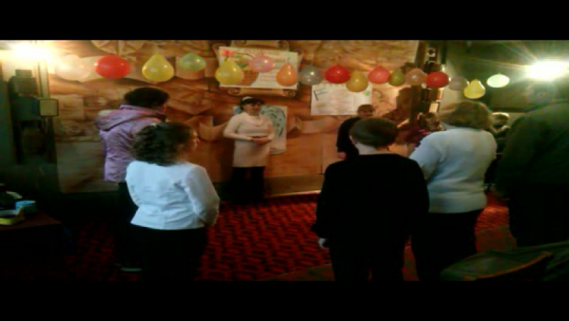 2017.03.18. Дом Давида. Пурим-Шпиль