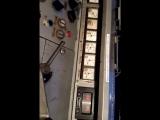 Работа мотор-вентиляторов на ЧС8-048