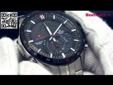 Обзор мужских часов Casio Edifice Red Bull Racing EQS-A500RB-1