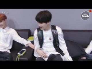 BTS Пародия смеха Джина от Чонгука