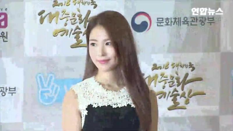 보아(BoA) 대중문화예술상 포토타임 (SM엔터테인먼트) [통통영상]