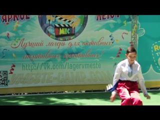 Танец Тарас Бульба Солист Игорь Рыбальченко