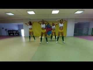 MOVE ds, twerk, booty shake,кунгур, танцы