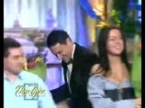 1 канал - Сара Окс в программе 'Поле чудес'