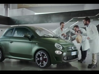 The New Fiat 500 S Very Funny Commercial