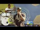 50 Cent - Just a Lil Bit LIVE On GMA 2014
