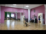 Светлана Беляева. Школа танца на шесте Фурор. г.Новокузнецк.
