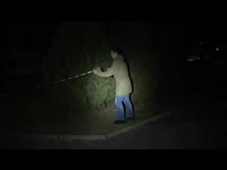 Вооружённое ограбление в Василькове помощника мэра Сабадаша Е. Чикулина