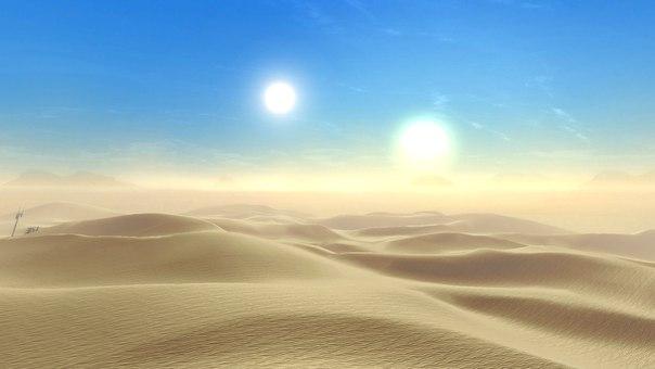 Обнаружена крупнейшая потенциально обитаемая планета с двумя солнцами